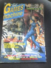 THE GAMES MACHINE 39 Febbaio 1992 no zzap XENIA SPACE ACE 2 GODFATHER ROBOCOP