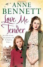ANNE BENNETT __ LOVE ME TENDER __ NEUF ____ FREEPOST UK