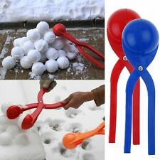 Snow Ball Maker Mold Tool Lightweight Compact Snowball Fight Outdoor For Kids