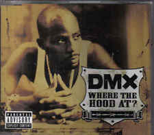 DMX-Where The Hood At cd maxi single incl video