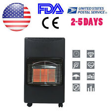 L.P.G Thermostat Vent Free Radiant Heat Natural Gas Home Garden Space Heater USA