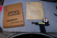 AMP 69526-2 TERMI-POINT CRIMPING TOOL 22-28 AWG SOLID OR STRANDED WIRE