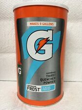 GATORADE FROST GLACIER FREEZE THIRST QUENCHER POWDER - 76.5 OZ - MAKES 9 GALLONS
