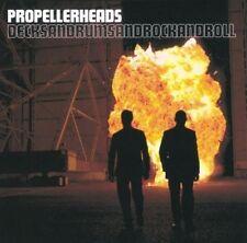Decksandrumsandrockandroll by Propellerheads CD