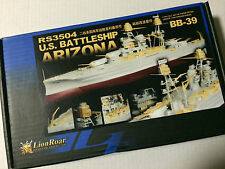 Lionroar 1/350 RS3504 USN Arizona for Trumpeter