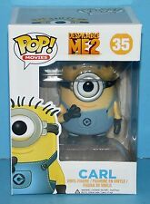FUNKO MIB # 35 Dispicable ME 2 movie MINION CARL Pop! Vinyl Figure