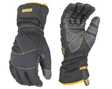 DeWalt Cold Weather Insulated Work Gloves DPG750 Large Winter