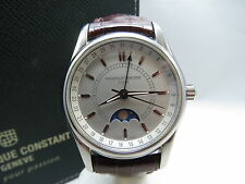 """FREDERIQUE CONSTANT """"MOON PHASE DATE"""" mechanical LIMITED EDITION watch  BOXED"""