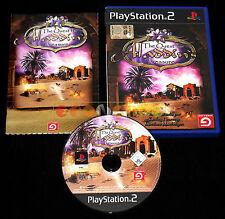 THE QUEST FOR ALADDIN'S TREASURE PS2 Versione Italiana 1ª Edizione •••• COMPLETO