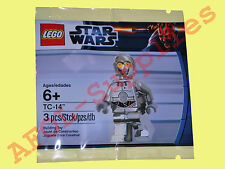 LEGO 6005192 Star Wars TC-14 Droid Chrome Limited Edition Figur Polybag