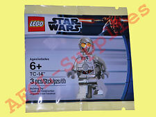 Lego 6005192 Star Wars tc-14 Droid Chrome Limited Edition figura polybag