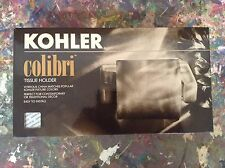 KOHLER COLIBRI Colibri Toilet Paper Holder K-10511-68 HERON BLUE COLOR