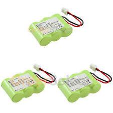 3x Cordless Home Phone Battery for Vtech BT17333 80-1338-00-00 89-1332-00-00