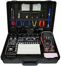 ELENCO XK-550T Digital / Analog Trainer with Tools NEW!!!