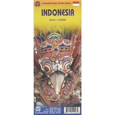 Indonesia 1:2.4M Travel Map ***  [Map] [Nov 05, 2010] ITM Canada