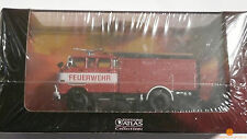 Atlas Editions Fire Engine - IFA W50 FEUERWEHR  **NEW AND SEALED**