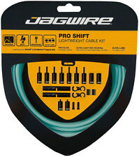 Jagwire Pro Shift Cable Kit Road/Mountain SRAM/Shimano, Bianchi Celeste