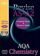 AQA AS and A2 Chemistry: Study Guide by Rob Ritchie (Paperback, 2010)