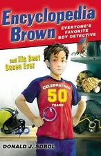 Encyclopedia Brown and his Best Cases Ever-ExLibrary