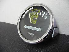 MANOMETRE DE PRESSION D'AIR - WESTINGHOUSE - Ø 60 mm - JAEGER 0630102 NEUF
