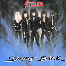 Strike Back by Steeler (Germany) (CD, Oct-1996, Spv)