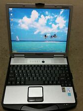 PANASONIC CF-74 TOUGHBOOK 1.83GHZ 2GB LAPTOP 80GB WINXP CF74 RUGGED SERIAL PORT