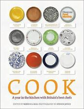 Cook: A Year in the Kitchen with Britain's Best Chefs-ExLibrary