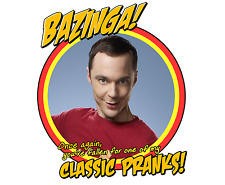 The Big Bang Theory Sheldon 11x17 Poster Print Great for framing or autographs