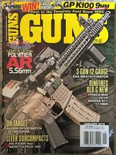 Guns Magazine Rimfires Old And New On Target January 2016 FREE SHIPPING