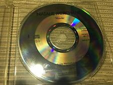 NATALIE MERCHANT 10000 MANIACS SPANISH CD SINGLE SPAIN 1 TRACK WONDER