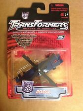 Transformers Robots in Disguise Ro-Tor sealed MOC RID Combiner Ruination