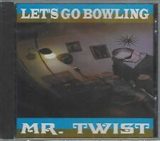 MR TWIST - LET'S GO BOWLING - (brand new still sealed cd) - MOON CD 012