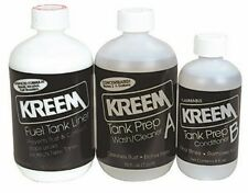 KREEM - FUEL TANK LINER KIT - NEW - Wash,Conditioner & Fuel Tank Liner