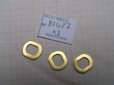 3 ECROU BLOQUAGE 496 498 & autre MOULINET MITCHELL STEEL KEYED WASHER PART 81487