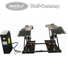 FORBICI PONTE SOLLEVATORE PONTE SOLLEVATORE 3000kg incl. Set Mobile Wolf GERMANY