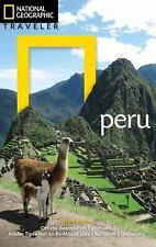 National Geographic Traveler: Peru, 2nd Edition, Rachowiecki, Rob
