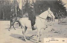 CPA GUERRE 1914 LE GENERAL PAU