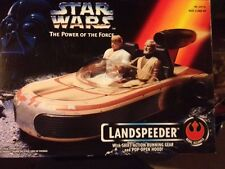 LANDSPEEDER POTF STAR WARS Shift-Action Running Gear 1995 Kenner NOS