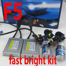 F5 55W FAST BRIGHT HID BALLAST CAR XENON HID KIT H1 H3 H3C H4 H7 H7R H7C H8 H9