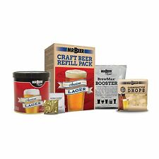 All Grain Homemade American Lager Craft Beer Making Refill Kit Makes 2-Gallons
