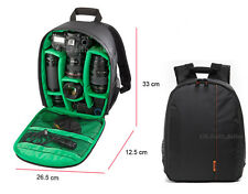 DSLR Backpack Camera Case Bag For SONY Alpha A58 A68 A77II A99