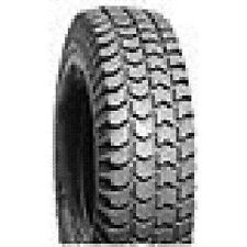 "2 Invacare ranger x wheelchair tires 14x3"" (300-8), solid knobby gray flat free"