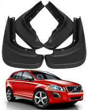 NEW OEM FRONT & REAR Splash Guards Mud Guards Mud Flaps FOR 2008-2013 Volvo XC60
