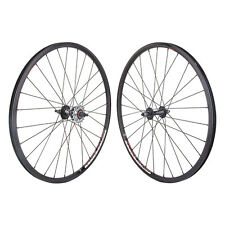 24x1-1/8 Alienation Ankle Biter Sld Redline Cassette BMX Jr Cruiser Wheels Pair