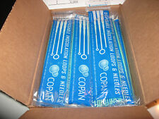 Copan COP-S1 disposable loops and needles 1000 pcs. 1UL light green.