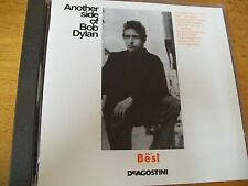 BOB DYLAN ANOTHER SIDE OF BOB DYLAN  CD MINT- THE BEST DE AGOSTINI