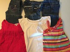 Girls Lot Of 5T Clothes Gymboree Crazy 8 And More 27pc Lot