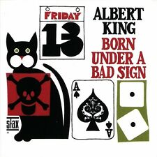 ALBERT KING - BORN UNDER A BAD SIGN (STAX REMASTERS)  CD  BLUES/SOUL/R&B  NEU