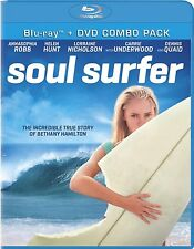 SOUL SURFER (Annasophia Robb)   -  Blu Ray - Sealed Region free for UK