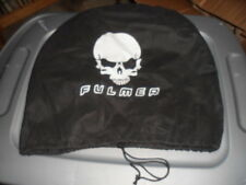 NOS Fulmer Motorcycle Helmet Protective Carry Soft Cloth Skull Bag #7F